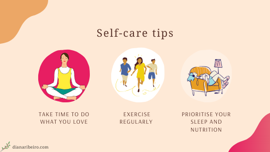 tips for sefl care