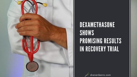 recovery trial and dexamethasone graphic